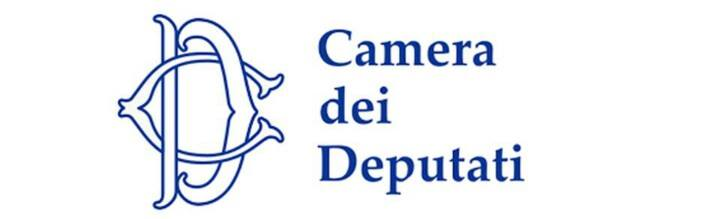 Camera dei deputati atto in commissione su lavori usuranti for Logo camera deputati