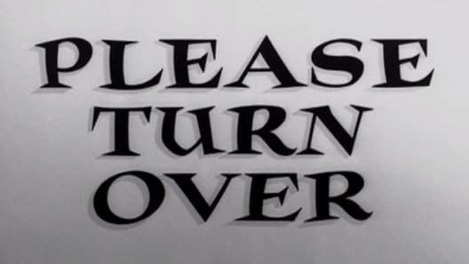 Title Please Turn Over (1959)