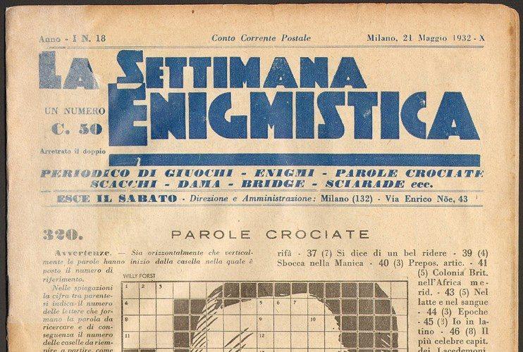 settimana-enigmistica-1932-