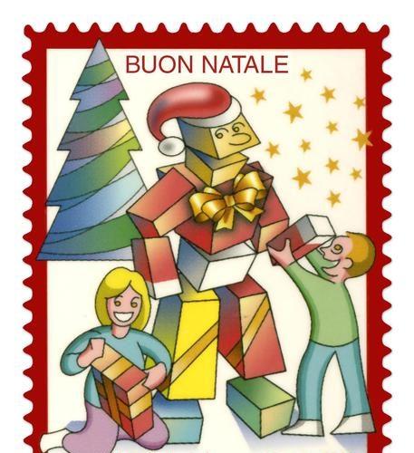 Natale: dal primo dicembre i francobolli per gli auguri